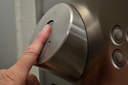 Fingerscan Sicherheitsschloss