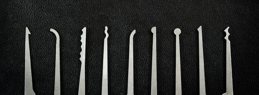 Spezialwerkzeug Schlüsseldienst