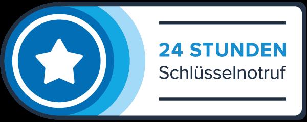 24 Std. Schlüsselnotdienst