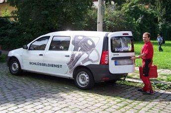 Bahrenfeld Dienstwagen